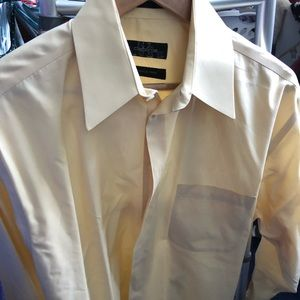 Cream colored Claiborne Dress Shirt